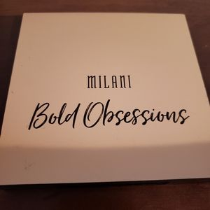 MILANI Bold Obsessions Palette